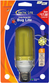 """ArcticLite"" Energy Saving Bulb - Bug Lite Outdoor 120V 11W"